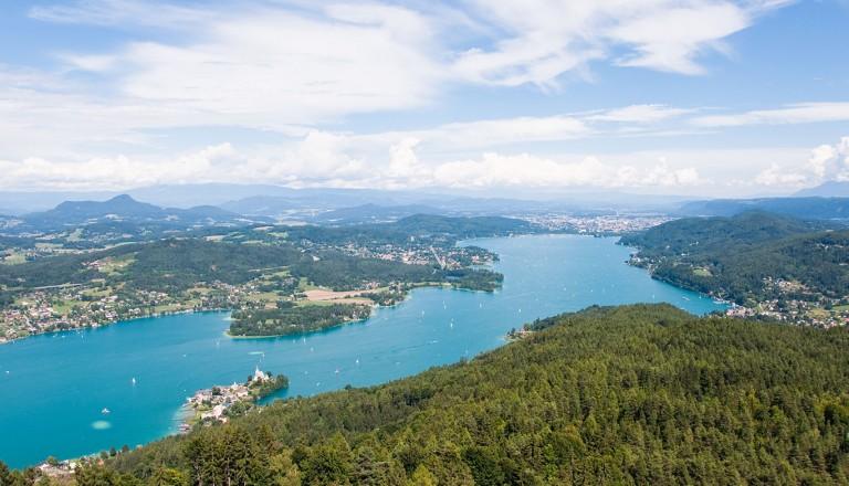 Oesterreich-Klagenfurt-am-Woerthersee