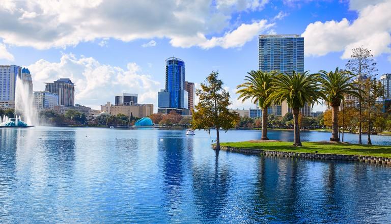 Orlando-Staedtereisen