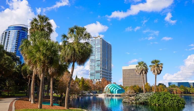 Orlando-Staedtereisen-Fruehling