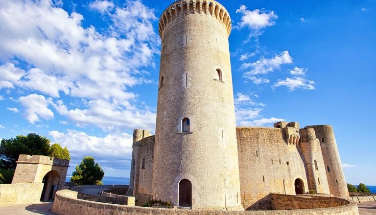 Palma-de-Mallorca-Castell-de-Bellver
