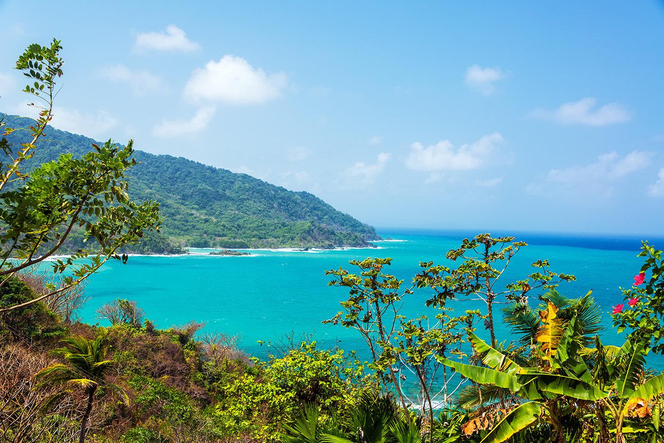 Panama - Isla Taboga