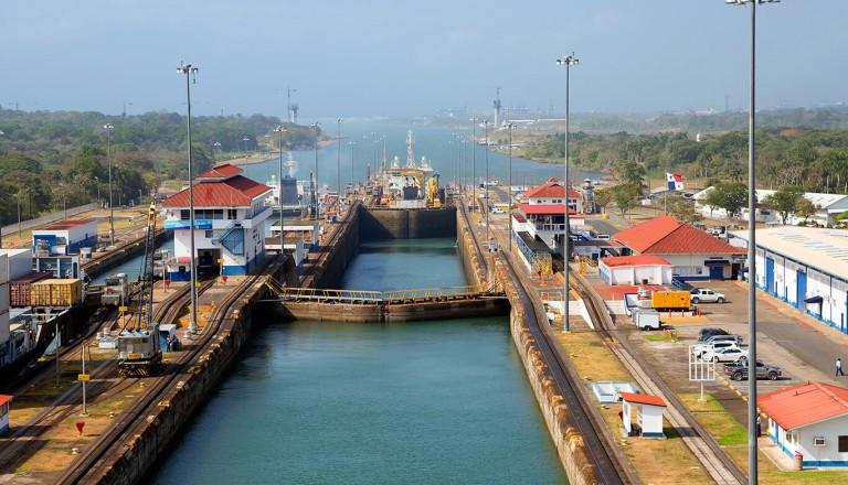 Panama - Panamakanal Museum