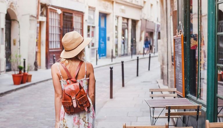 Paris-Stadt.