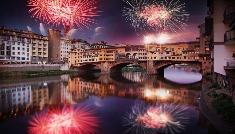 Partyurlaub in Florenz