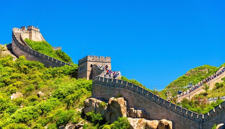 Peking - Chinesische Mauer Badaling
