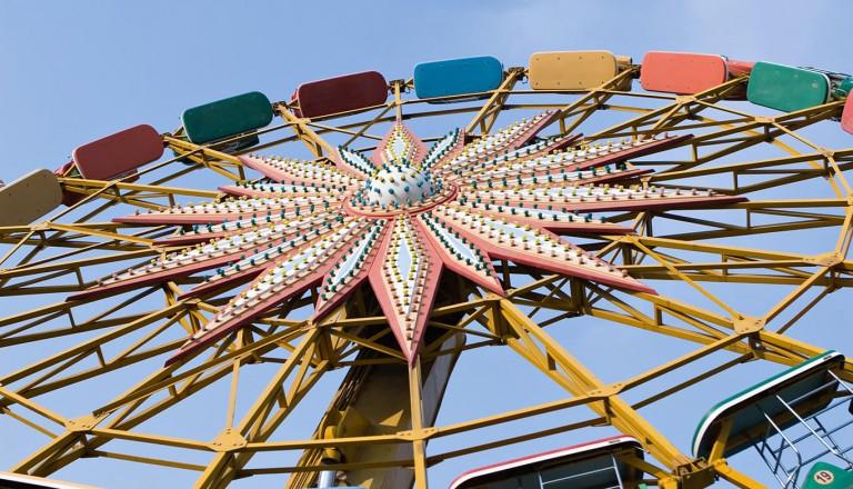 Peking - Jiulong Amusement Park
