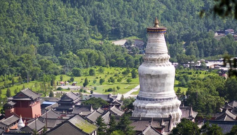 Peking - Wutai Shan