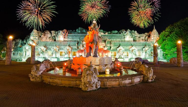 Phuket - FantaSea Show