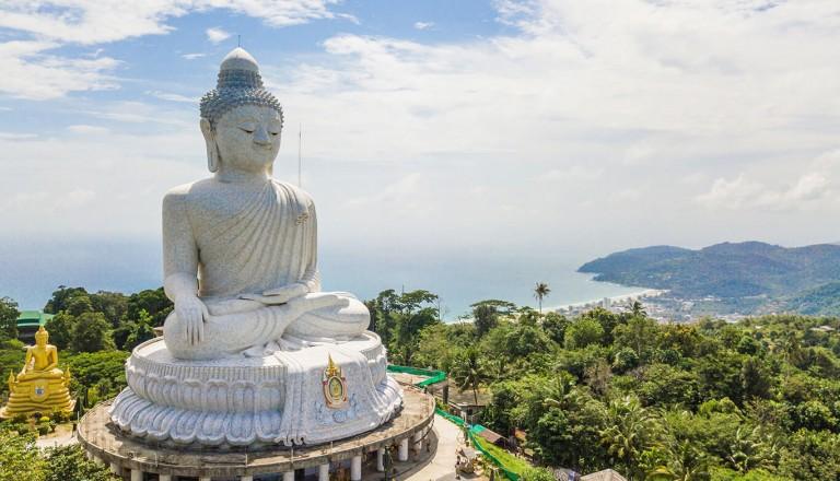 Phuket - Grosser Buddha