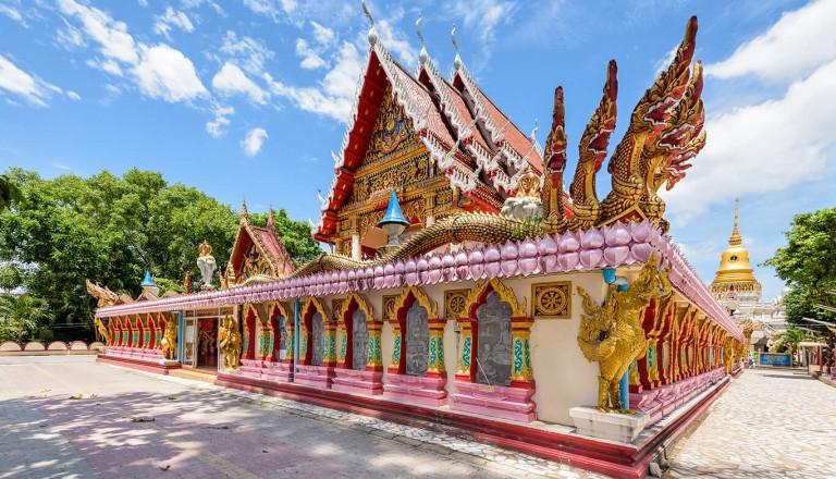 Phuket - Wat Phra Nang Sang