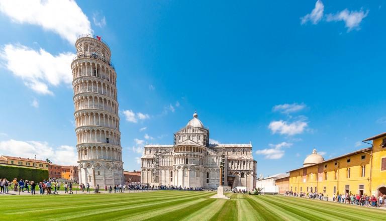 Pisa-Der-Schiefe-Turm