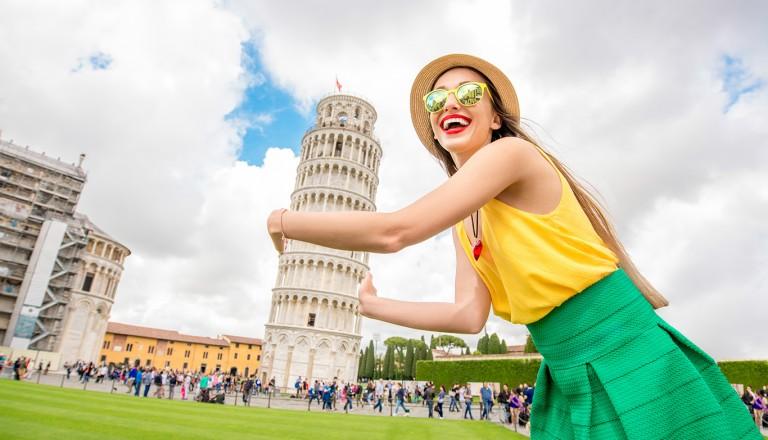 Pisa-Kultururlaub