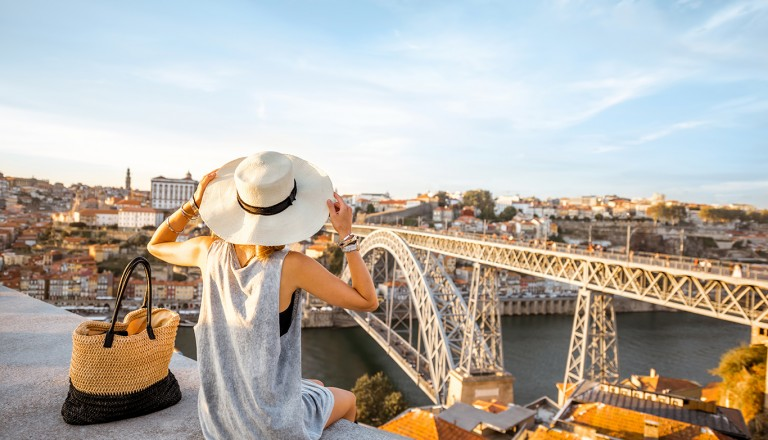 Porto-Herbst-Staedtereisen