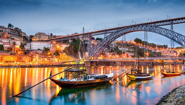 Porto-Partyurlaub.