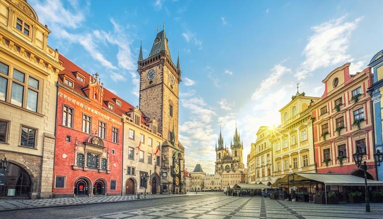 Prag-Altstaedter-Rathaus