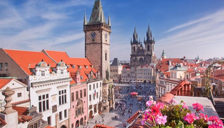 Prag-Hotel-view
