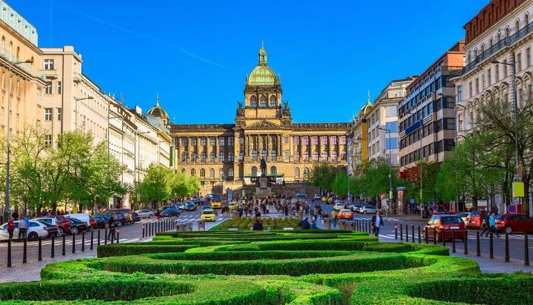 Prag-Nationalmuseum