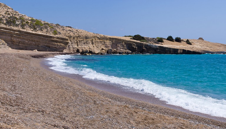 Rhodos - Fourni Beach