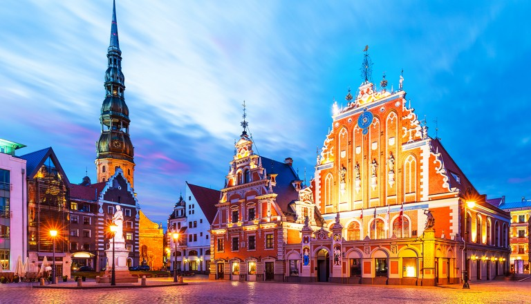 Riga-Partyurlaub.