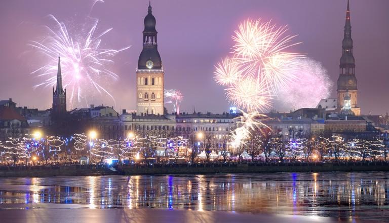 Riga-Partyurlaub-Nachtleben
