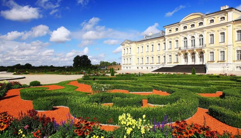 Riga-Schloss-Rundale