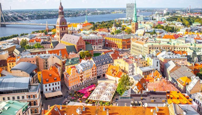 Riga-Staedtereise