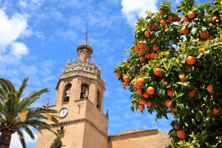 Andalusien Ronda