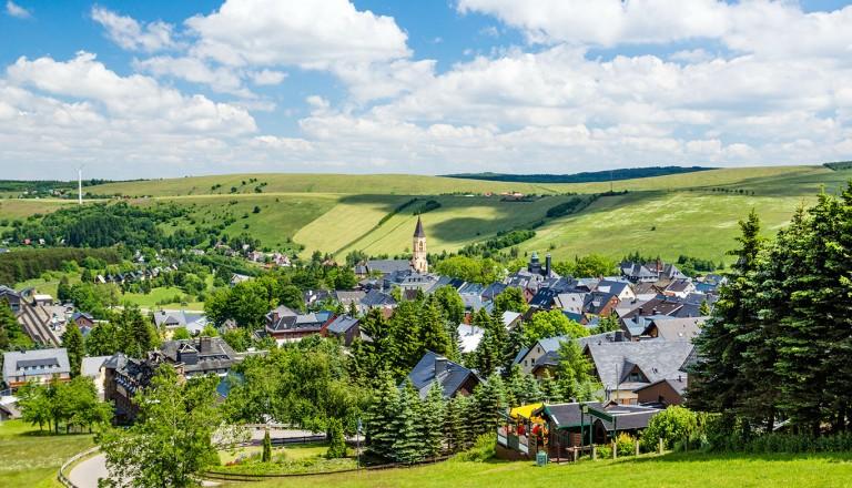Sachsen-Erzgebirge