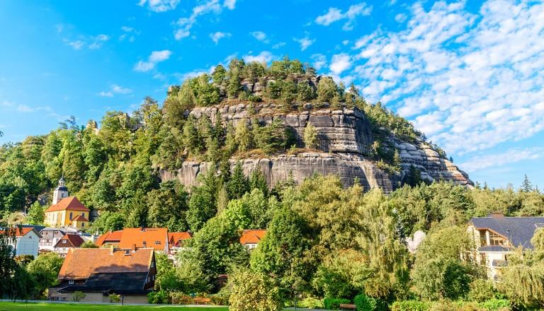 Sachsen-Zittauer-Gebirge-Oybin
