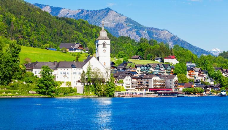Salzburg-Staedtereisen