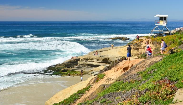 San-Diego-Badeurlaub