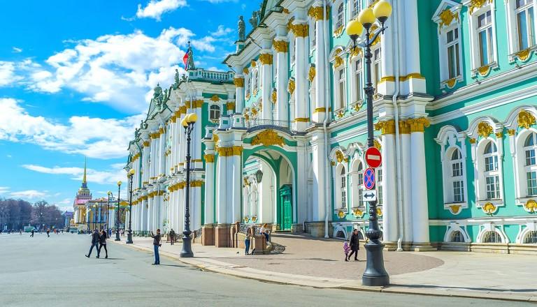 Sankt-Petersburg-Eremitage-Museum