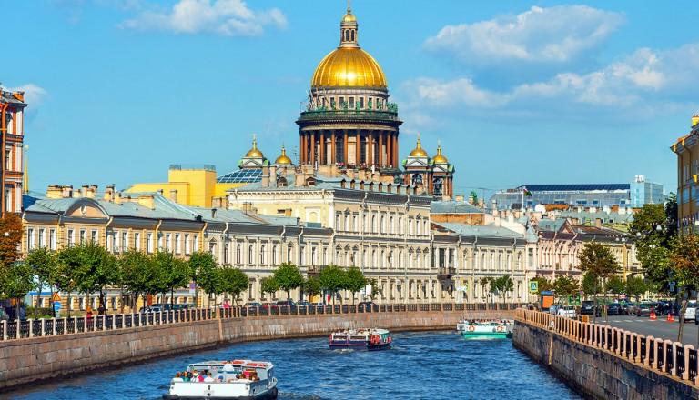 Sankt-Petersburg-Isaakskathedrale