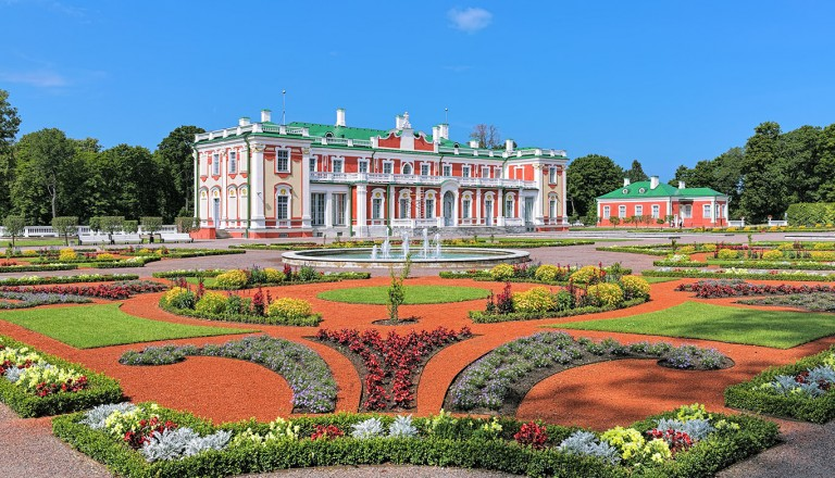 Sankt-Petersburg-Katharinenpalast