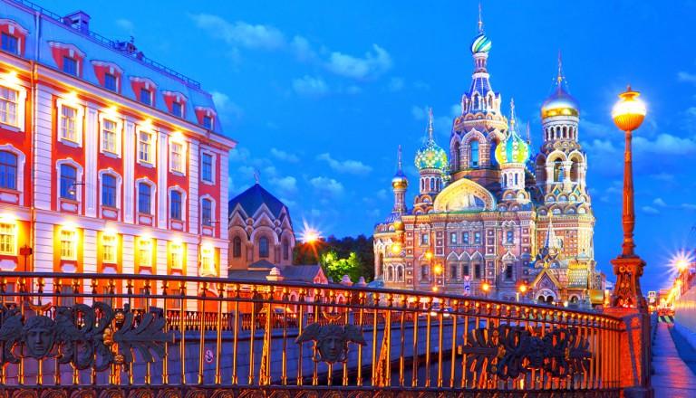 Sankt-Petersburg-Partyurlaub