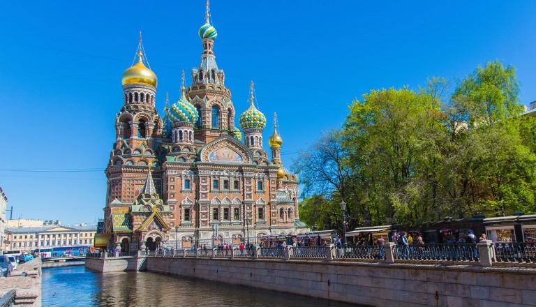 Sankt-Petersburg-Staedtereisen