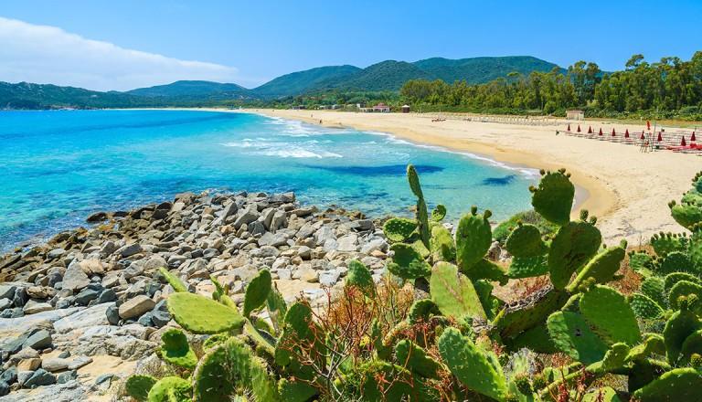 Sardinien - Costa Rei