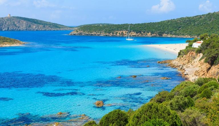 Sardinien - Costa del Sud