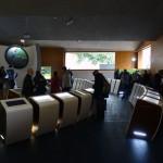 Schengen Museum Innen