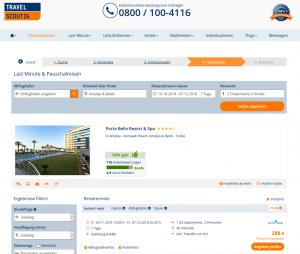 Screenshot Deal Antalya Porto Bello Resort