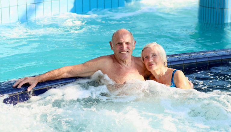 Seniorenurlaub - Thermalbad