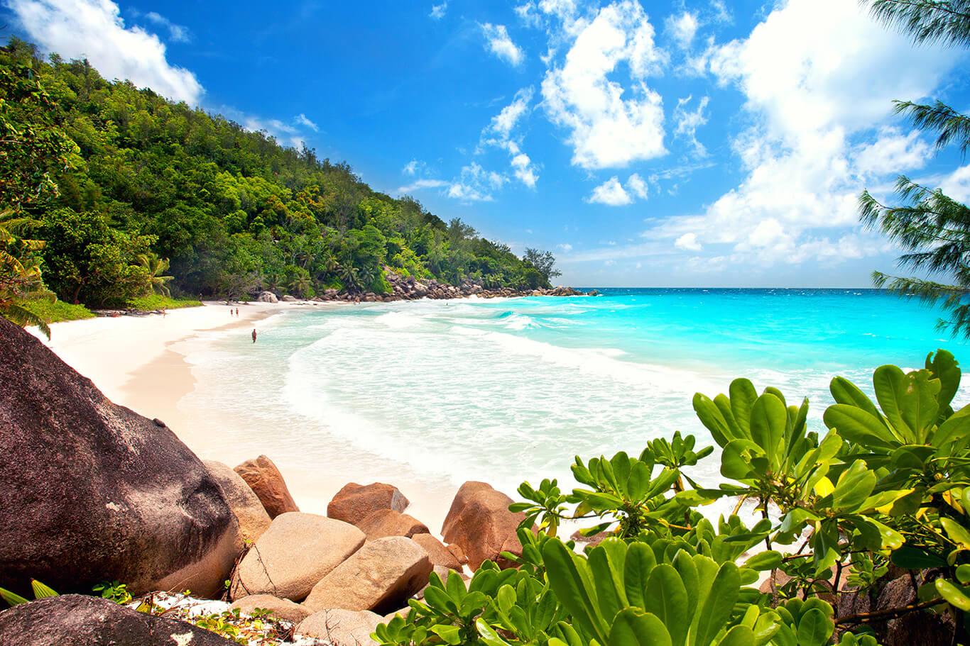 Seychellen - Anse Georgette