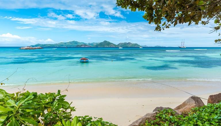 Seychellen - Anse Soleil