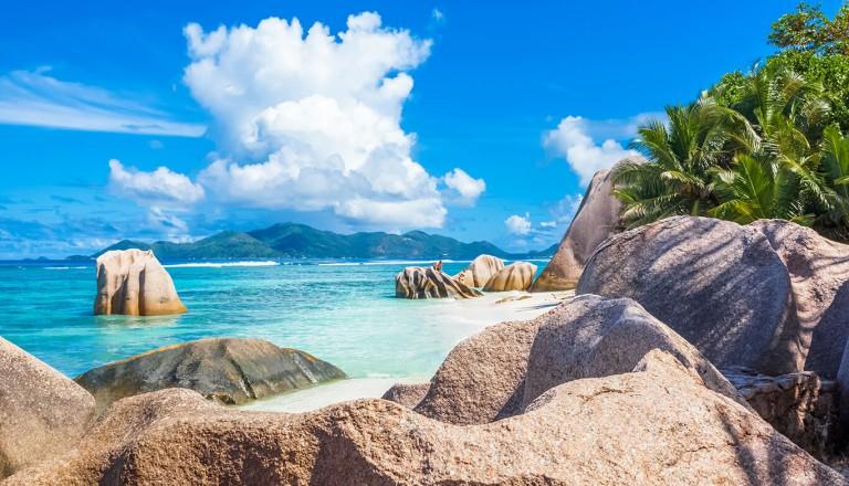 Seychellen - Anse Source dArgent
