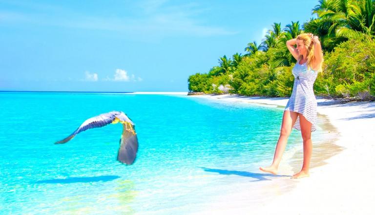 Seychellen - Ausflug nach Bird Island