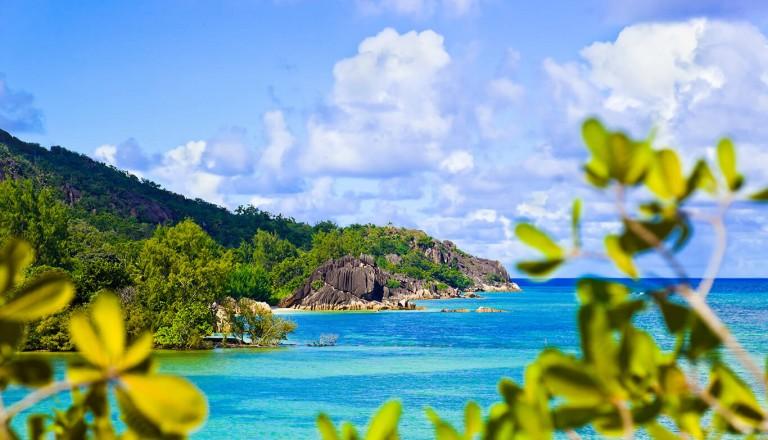 Seychellen - Curieuse