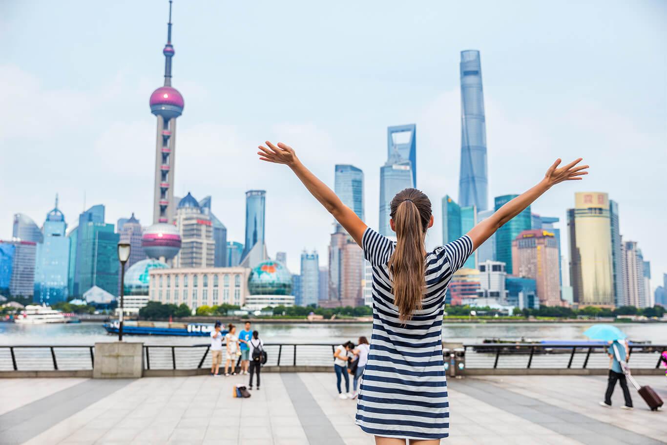 Shanghai - Pauschalreise