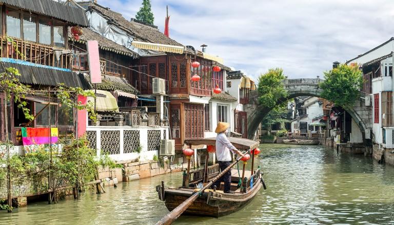 Shanghai - Reisezeit
