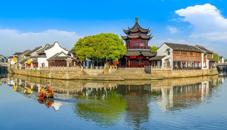 Shanghai - Suzhou