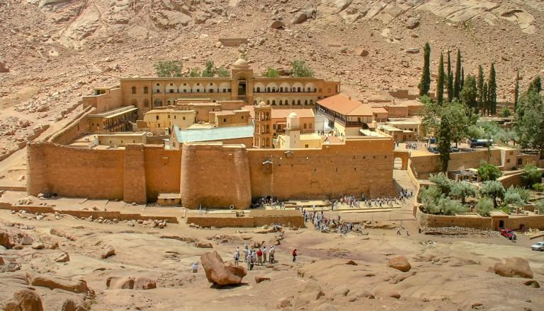 Sharm-El-Sheikh-Katharinenkloster